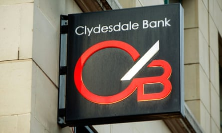 Clydesdale Bank has said it is not responsible for the collapse of John Guidi's £16m property business