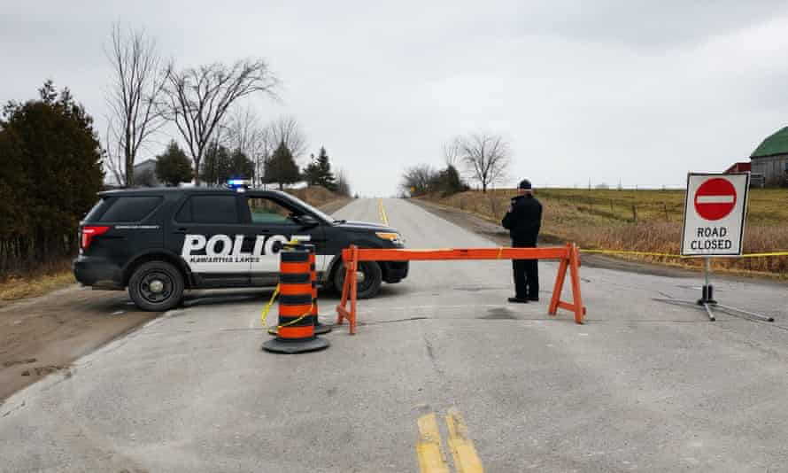 Kawartha Lakes, Ontario in November. Three officers then fired their guns towards the vehicle, according to the SIU. The boy was hit by a bullet and pronounced dead at the scene.