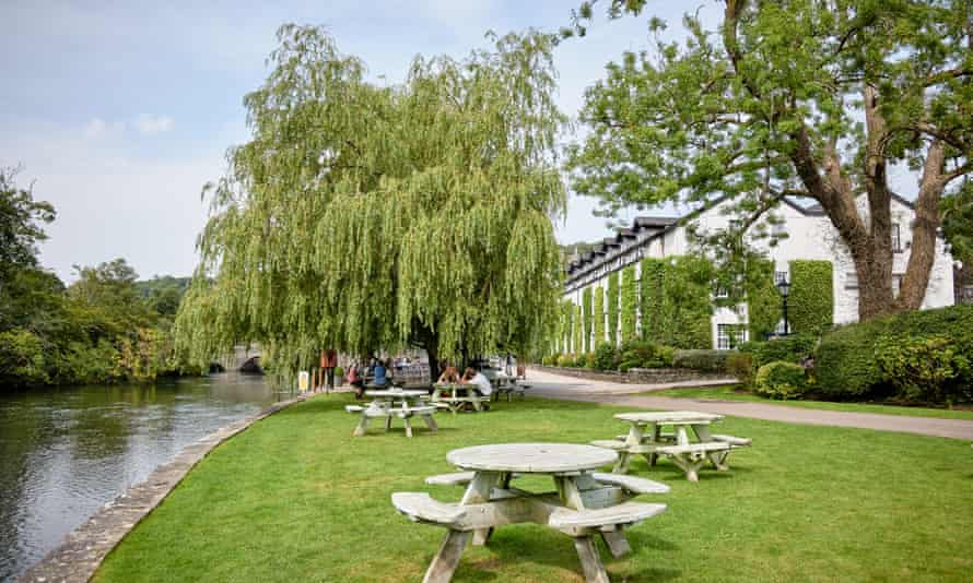Great outdoors: The Swan Hotel & Spa, Cumbria