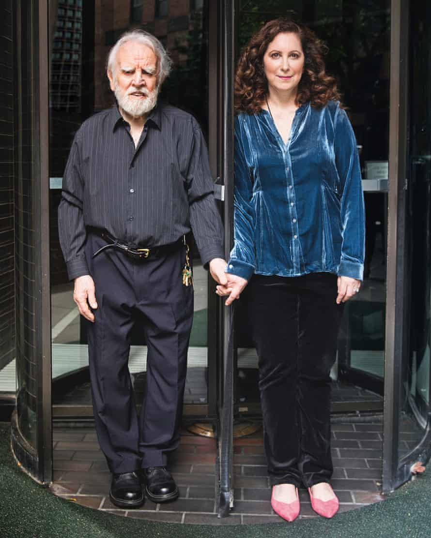 Judith Newman and her husband John