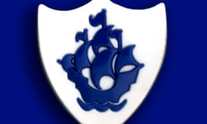 A Blue Peter badge