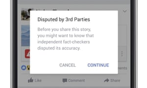 Facebook's 'fake news' warning system is a symptom of this year's climate of 'post-truth'