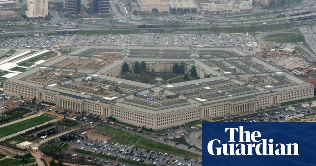 Pentagon cancels $10bn Jedi contract with Microsoft after Amazon challenge