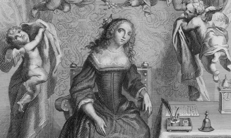 Refusing to be a good girl … Margaret Cavendish.