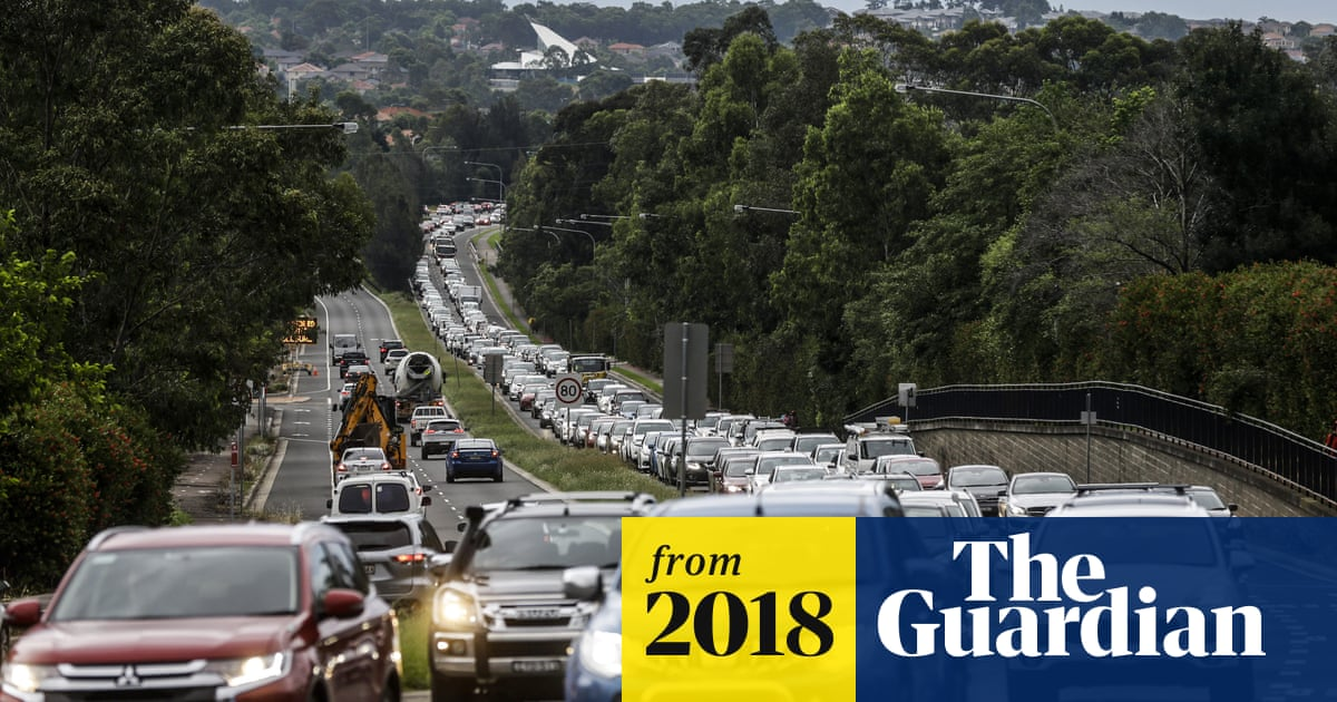 Roads get $4 5bn in Australia budget but rail spending