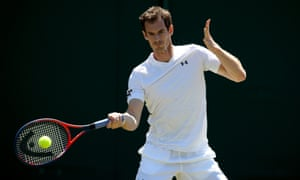 Andy Murray, who will face Australian James Duckworth in the first round of the US Open, on 23 August. The tournament will be broadcast live by Amazon.
