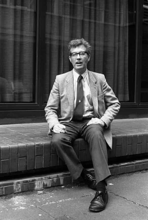 Rodney Bickerstaffe in June 1982