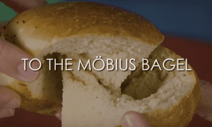Eugenia Cheng and the Möbius Bagel