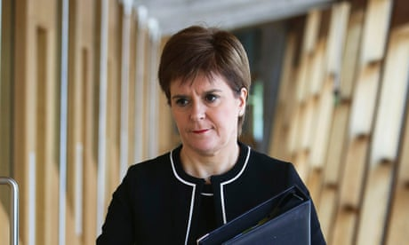 UK coronavirus live: Scotland to reopen schools in August as Sturgeon lays out lockdown easing