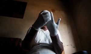 Midwife Mbare Zimbabwe