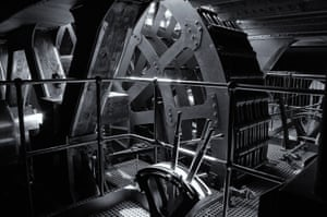 Shortlisted Engine Room, SS Great Britain in Bristol, by Thomas Bedson
