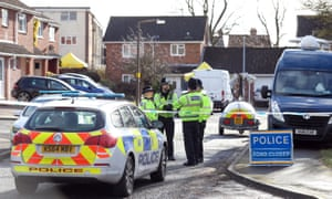 Detectives are continuing to investigate the nerve agent attack at the house where Skripal lived in Salisbury.
