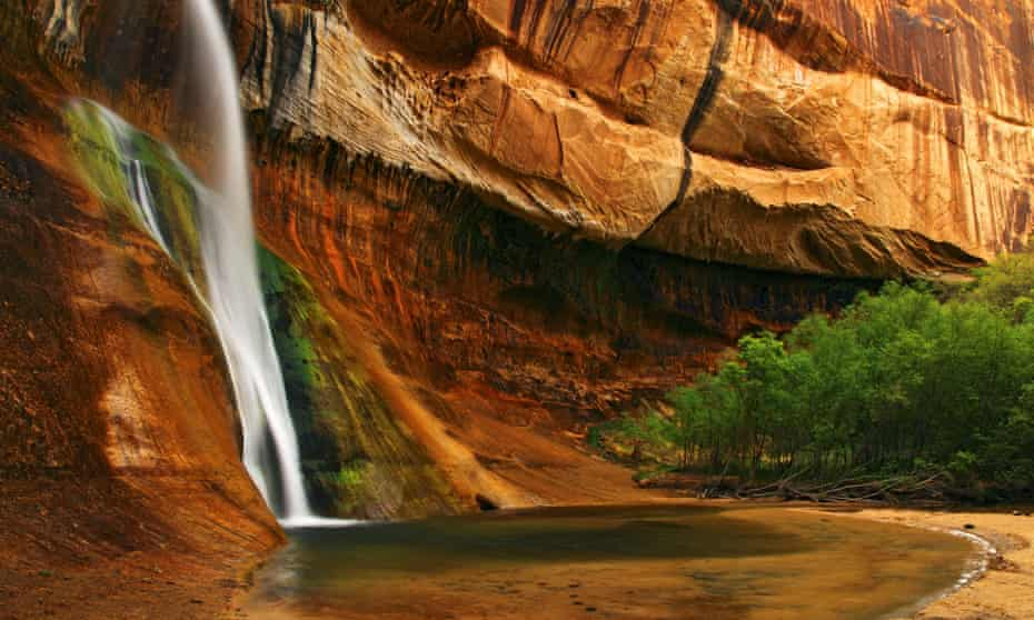 The Trump administration shrank the Grand Staircase-Escalante national monument in Utah.