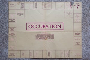 Occupation boardgame