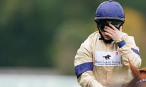 Hollie Doyle in disbelief after riding Glen Shiel to win the Qipco British Champions Sprint Stakes at Ascot.
