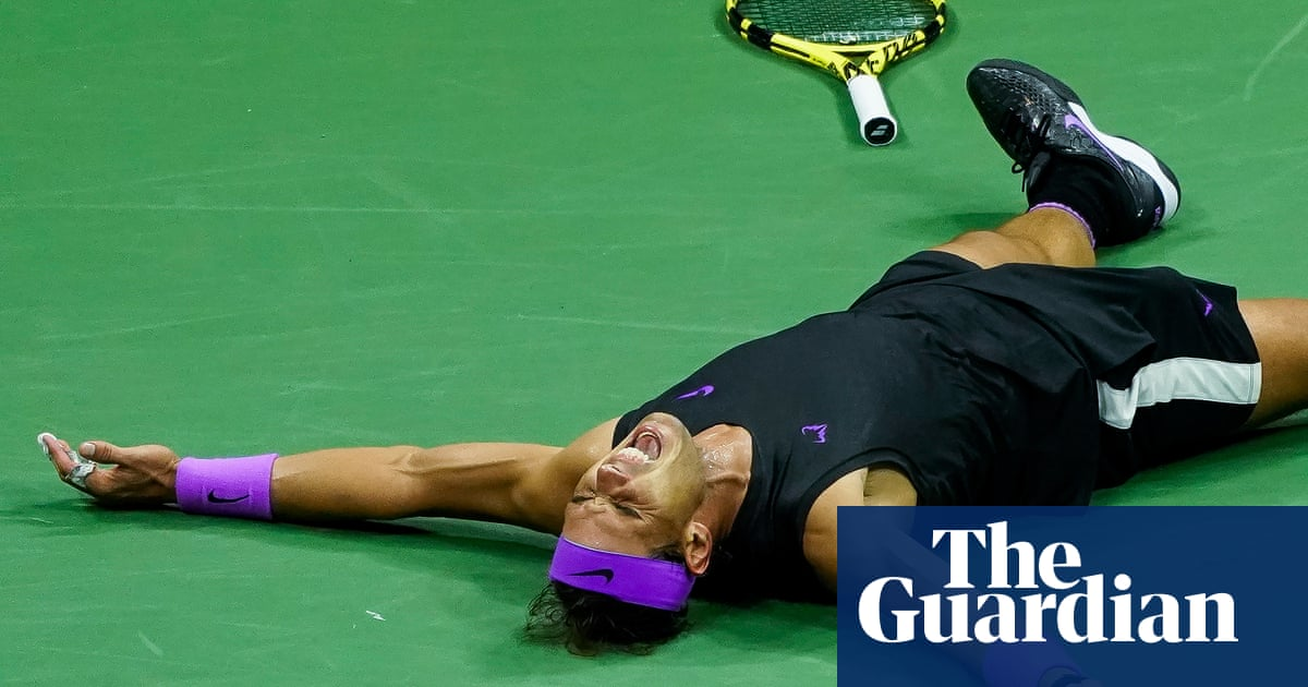 US Open win shows hard-working Rafa Nadal is not finished yet | Kevin Mitchell