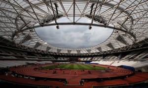 London's Olympic Stadium