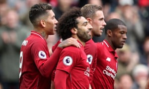 Mo Salah has struggled to repeat his goal-scoring efforts of last season but his contribution is more than just numbers.