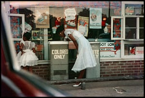 Drinking Fountains, Mobile, Alabama, 1956