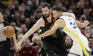 Kevin Love and Stephen Curry could meet again in this year's NBA finals