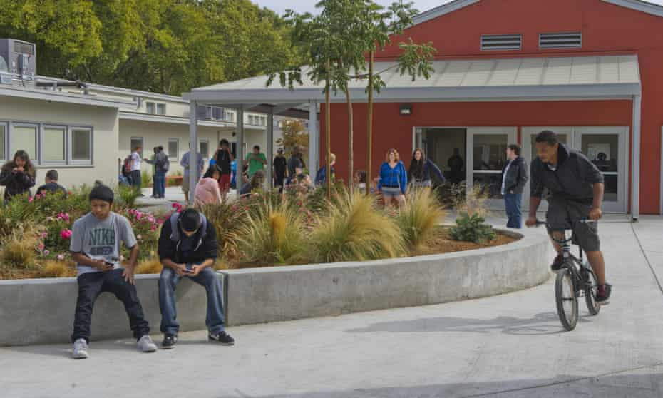 At least 60 American school districts spent more than $1m on separate monitoring technology to track what their students were saying on public social media accounts as of 2018.