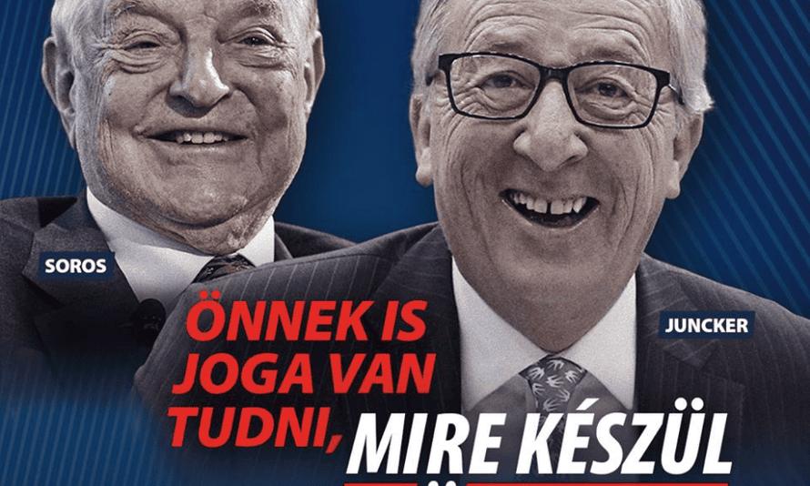 Anti-Juncker poster