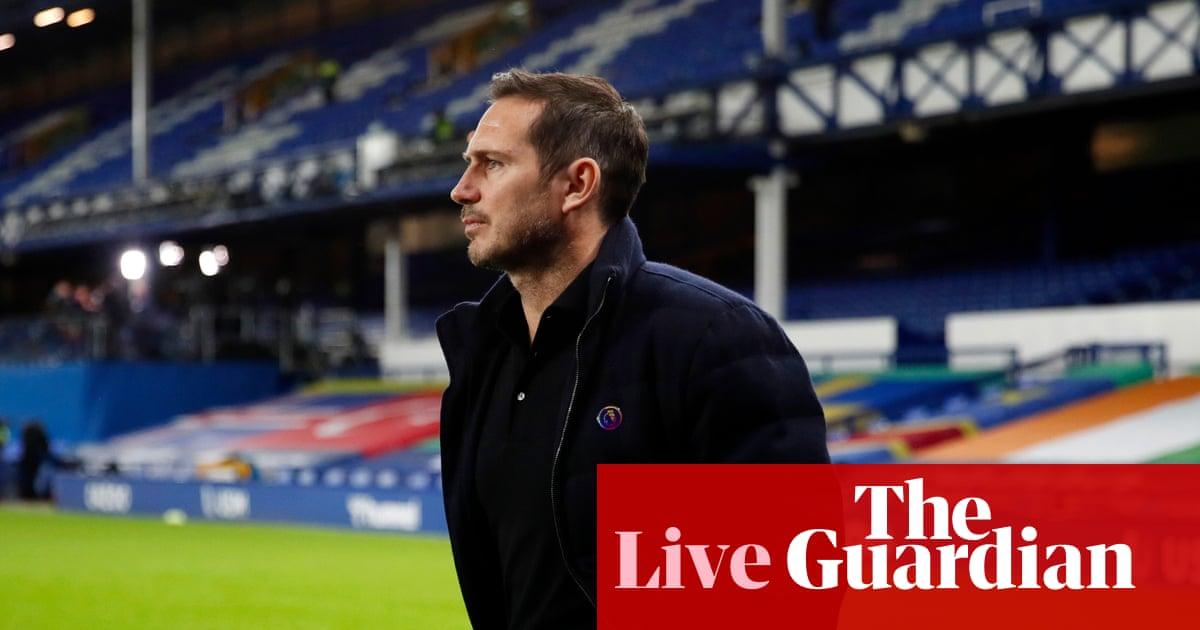Everton v Chelsea: Premier League – live!