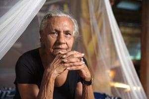 Freda Glynn, subject of the Australian documentary She Who Must Be Loved by Erica Glynn