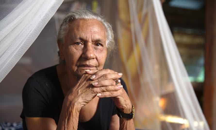 Freda Glynn, subject of the Australian documentary She Who Must Be Loved by Erica Glynn.