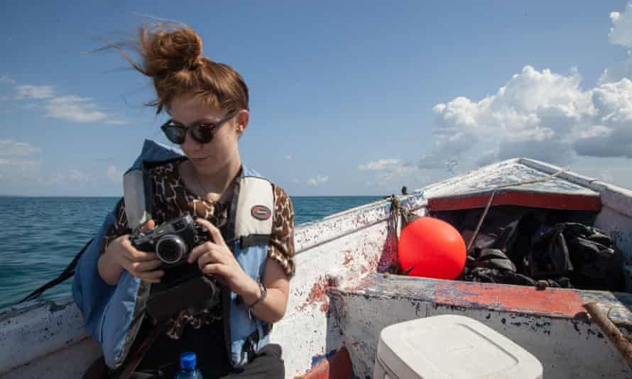 Kim Wall reported from China, Haiti, Europe and more.