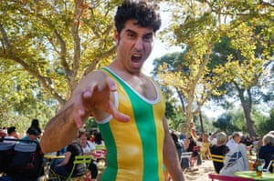 Circus Trick Tease at Adelaide fringe