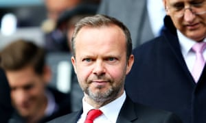 Ed Woodward says Manchester United are continuing to 'strengthen our youth system' in line with the club's philosophy.
