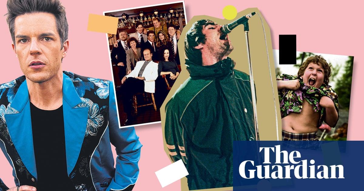 Brandon Flowers' teenage obsessions: 'I considered an Oasis tattoo'