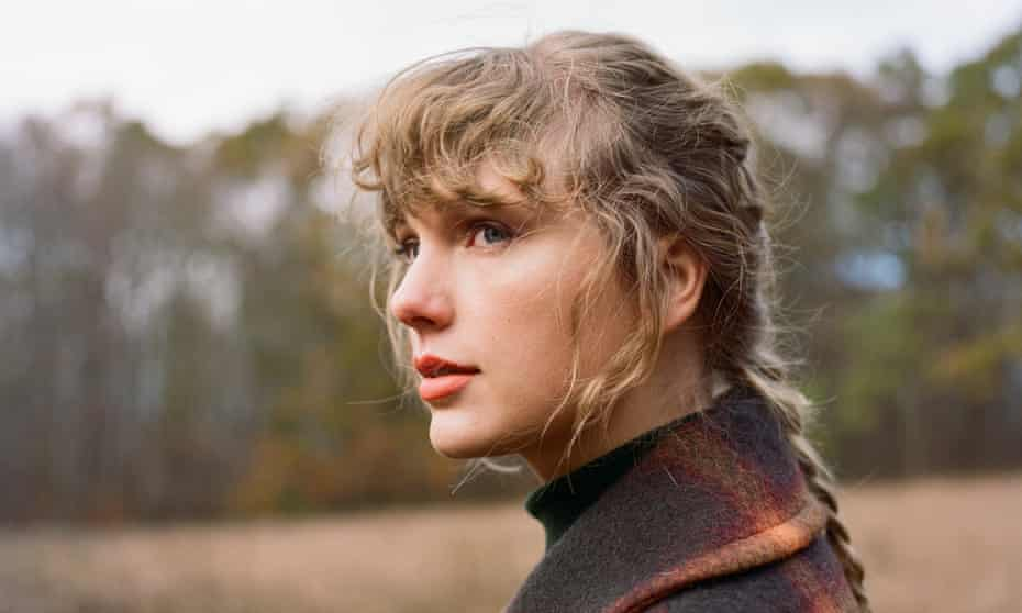 'It feels like we were standing on the edge of the Folklorian woods and had a choice – to turn and go back or travel further into the forest of this music' ... Taylor Swift.