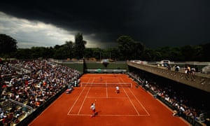 The French Open, the second major of the tennis calendar, begins in May and ends on 10 June.
