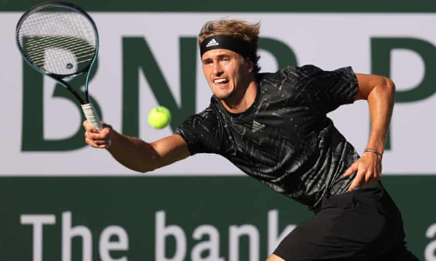Alexander Zverev has been one of the form players on the tour