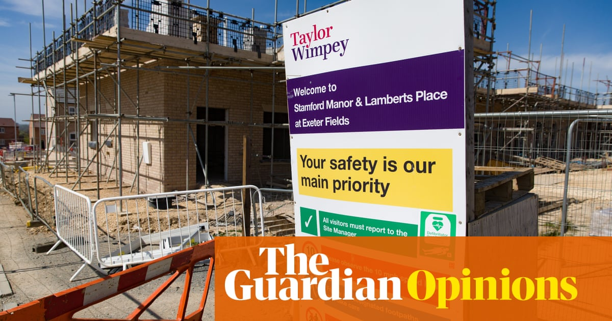 Taylor Wimpey profits show what a waste Sunak's stamp duty giveaway was