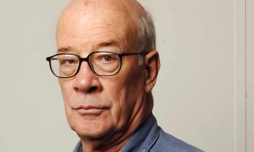 Martin Woollacott in 2005.