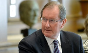 Former Liberal party federal director Brian Loughnane