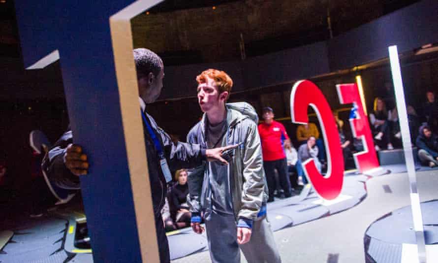 'A terrific professional debut': Frankie Fox in Boy at the Almeida.