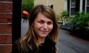 Molly Roberts, 22, a senior at Harvard.