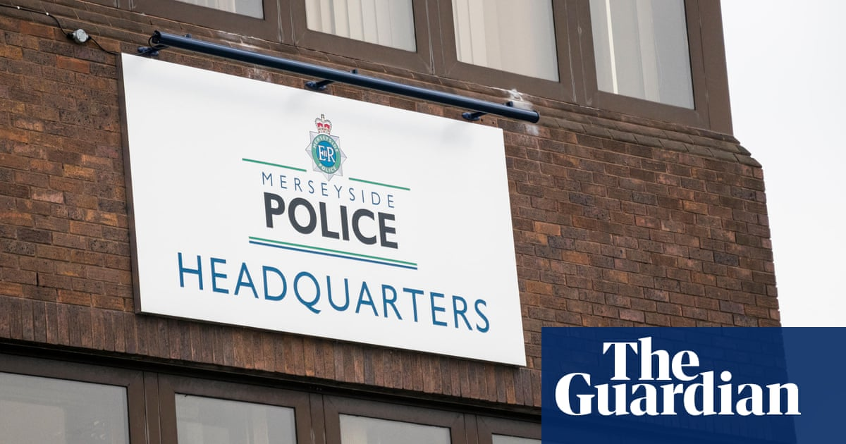 Two Merseyside police officers jailed for covering up colleague's assault