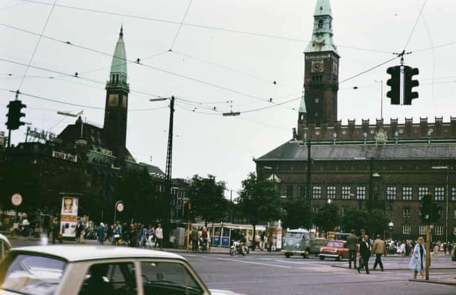 Copenhagen in the late 60s, when Ditlevsen's books were published in Denmark