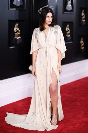 Best of the red carpet and beyond: the 2018 Grammy awards