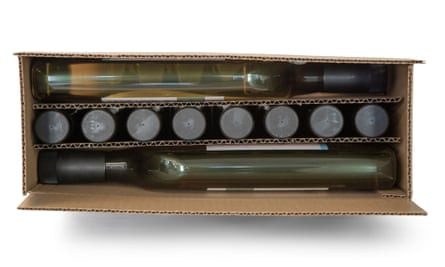 The 10-bottle case