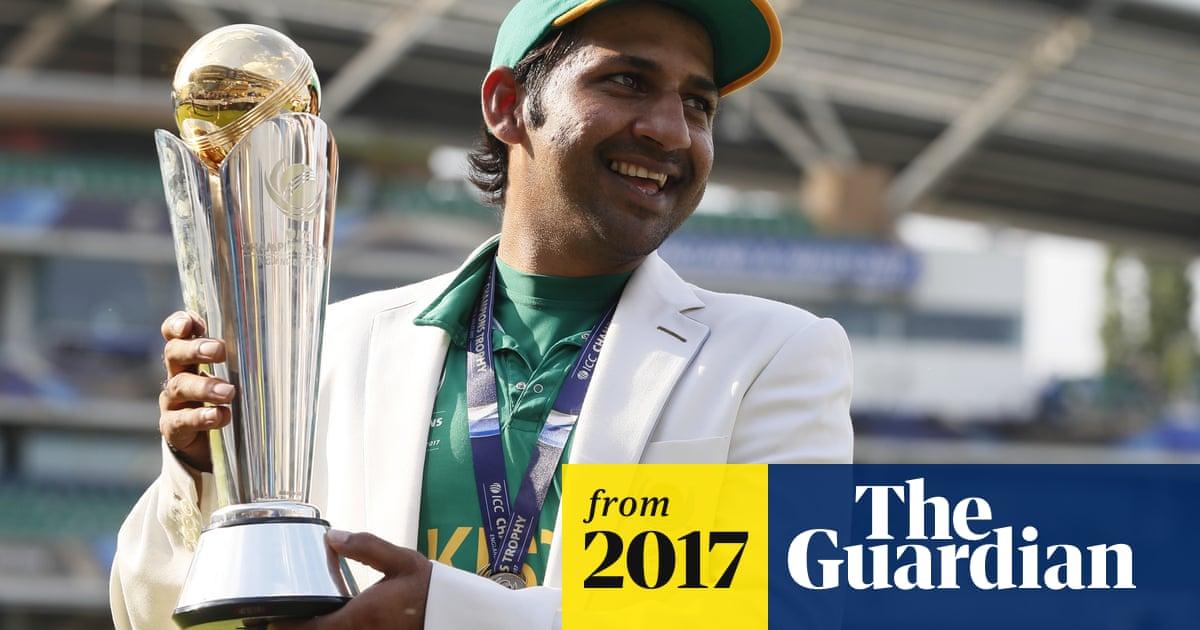 Pakistan Captain Hopes Champions Trophy Win Jogs A Few