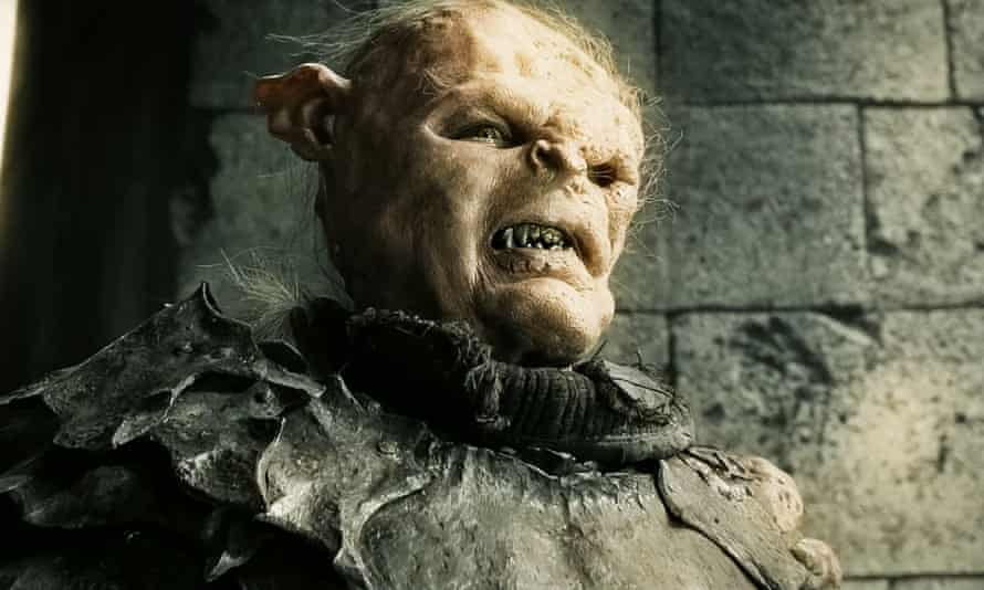Wood said Peter Jackson made the decision to model an orc on Weinstein after having difficulties with him on the way to making the Lord of the Rings films.