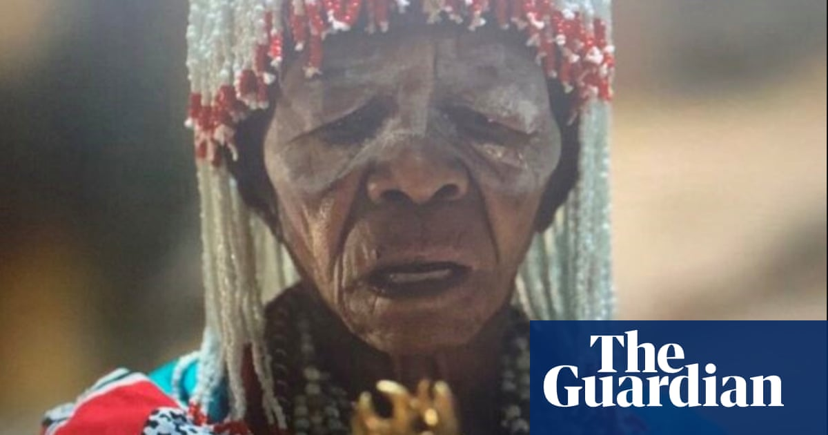 From Beyoncé to the Oscars: Mary Twala, Africas queen of cinema
