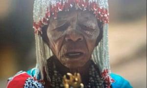 Mary Twala in Beyoncé's Black Is King