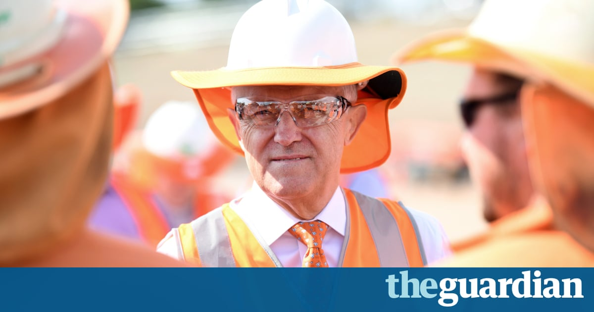 Turnbull Rejects Efforts to 'dumb Down' Energy Debate into Renewables V Coal